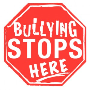 bullying stops here